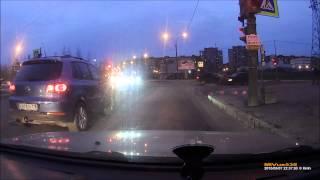 ДТП, СПБ, перекресток Планерной и Камышовой, 7 мая 2015, 21:37