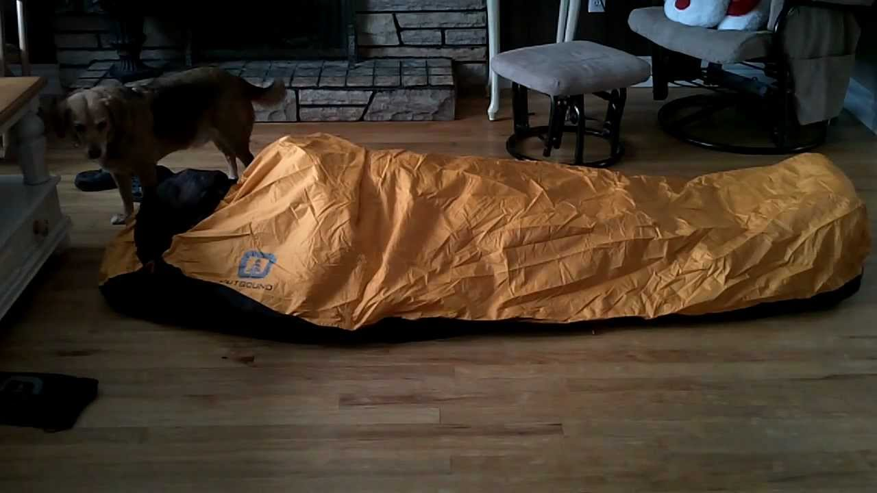 Outbound Bivy Bag Asolo Silva Sleeping Bag Therm A