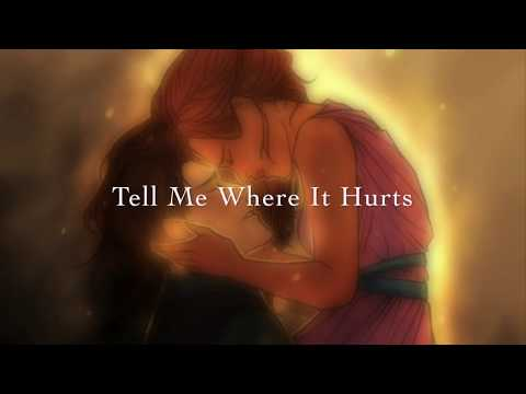 Tell Me Where It Hurts (Yrene and Chaol) - Throne of Glass