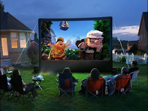 Top 5 Inflatable Movie Screens 2018 - Inflatable Projection Screens