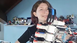 Greta Galli e la sua mano robotica: