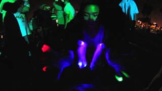 Lightshows @ TRIP: Long Beach 2014 | Vision Quest x Skyline Double Team