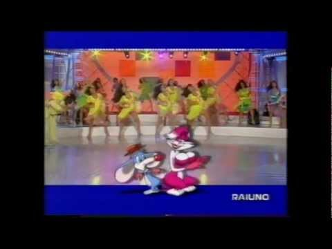 Domenica in (1999-2000) - Amadeus +/- Romina Mondello