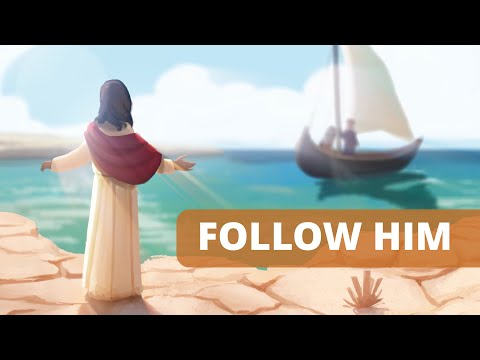 Follow Him—An Easter Message about Jesus Christ