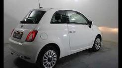Fiat 500 occasion visible à Verfeil présentée par Peugeot verfeil automobiles
