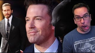 connectYoutube - Warner Bros. is Sour on Ben Affleck's Batman According to New Rumor