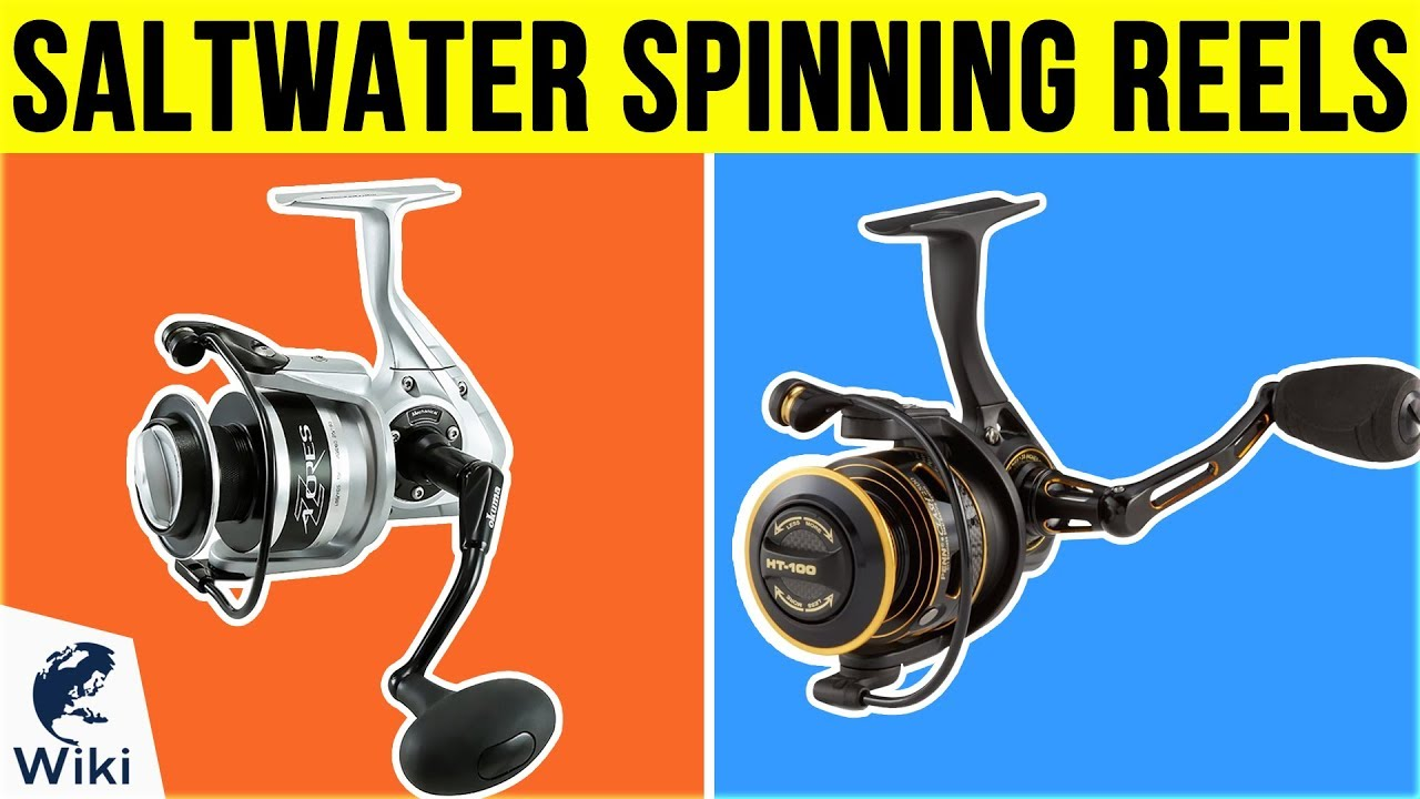 Top 10 Saltwater Spinning Reels of 2019 | Video Review