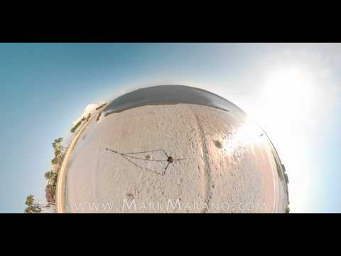 2011.05.04 Dunedin Causeway Little Planet Stereographic 360 Degree Time-lapse