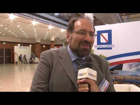 Naples Shipping Week 2016. Antonio Campagnuolo, Marine Operations Director, Grandi Navi Veloci