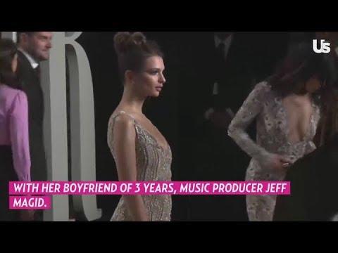 Emily Ratajkowski Married Boyfriend Sebastian Bear-McClard