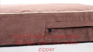 Memory Foam Dog Beds, Orthopedic Dog Beds, Orthopedic Pet Beds