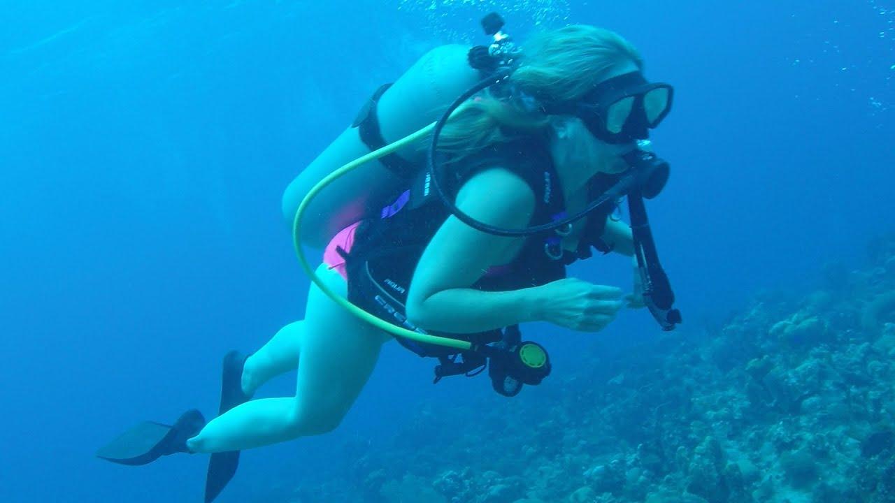 Scuba Diving In Jamaica July 15 2015 1080P