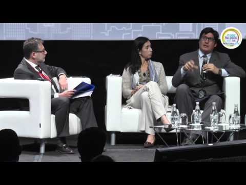 Panel Productividad Digital e Infraestructura en Summit País Digital 2016