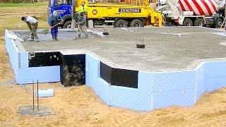 Budowa domu. Część 1 - Fundamenty, posadzka na gruncie
