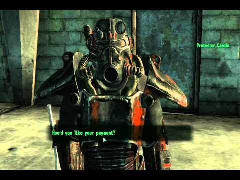 Fallout 3 - repair the Alien blaster and all energy weapons 100%