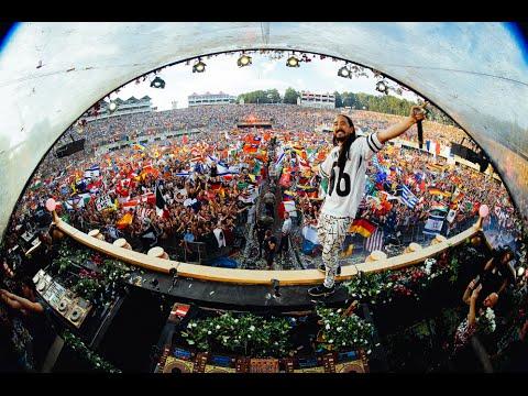 Steve Aoki Live at Tomorrowland 2016