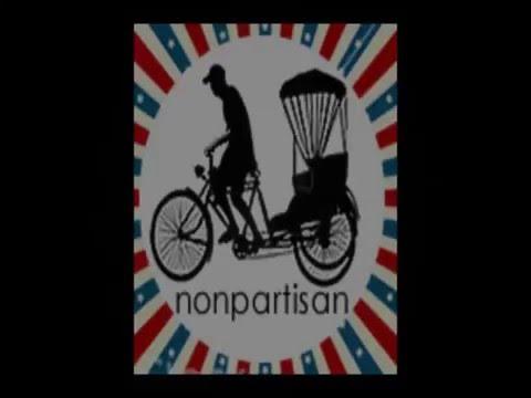 Nonpartisan Pedicab Video Stingers