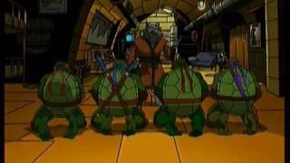 Teini-ikäiset Mutantti Ninja Kilpikonnat - Kaikki Muuttuu (1/3)