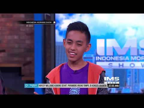 Adrian Vuai, DJ Cilik yang Berprestasi