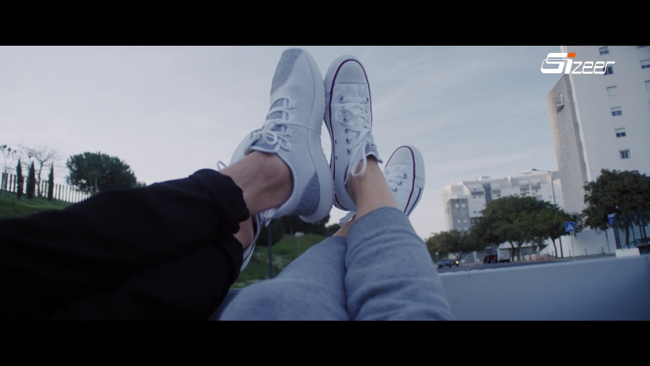 Citymade Sneakers: Kampania marki Sizeer