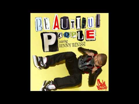 Chris Brown - Beautiful People (Feat. Benny Benassi) - (Shan Proyect Remix)(Free download MP3)