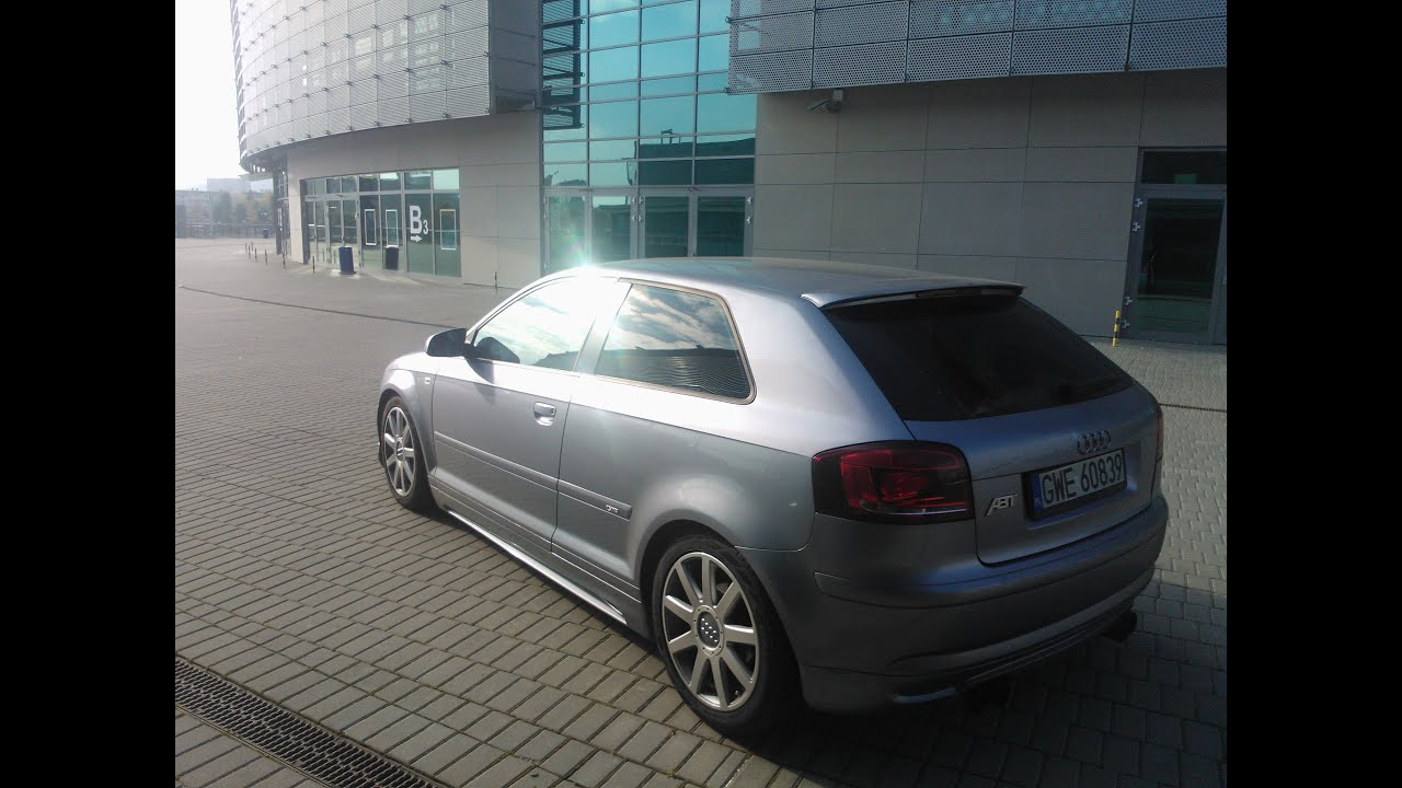 Audi A3 Sline 19 Tdi