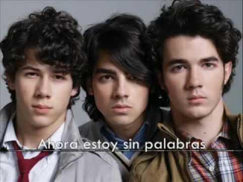 jonas brothers love bug subtitulos en español