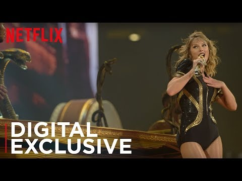 King of My Heart | Taylor Swift reputation Stadium Tour | Netflix Mp3