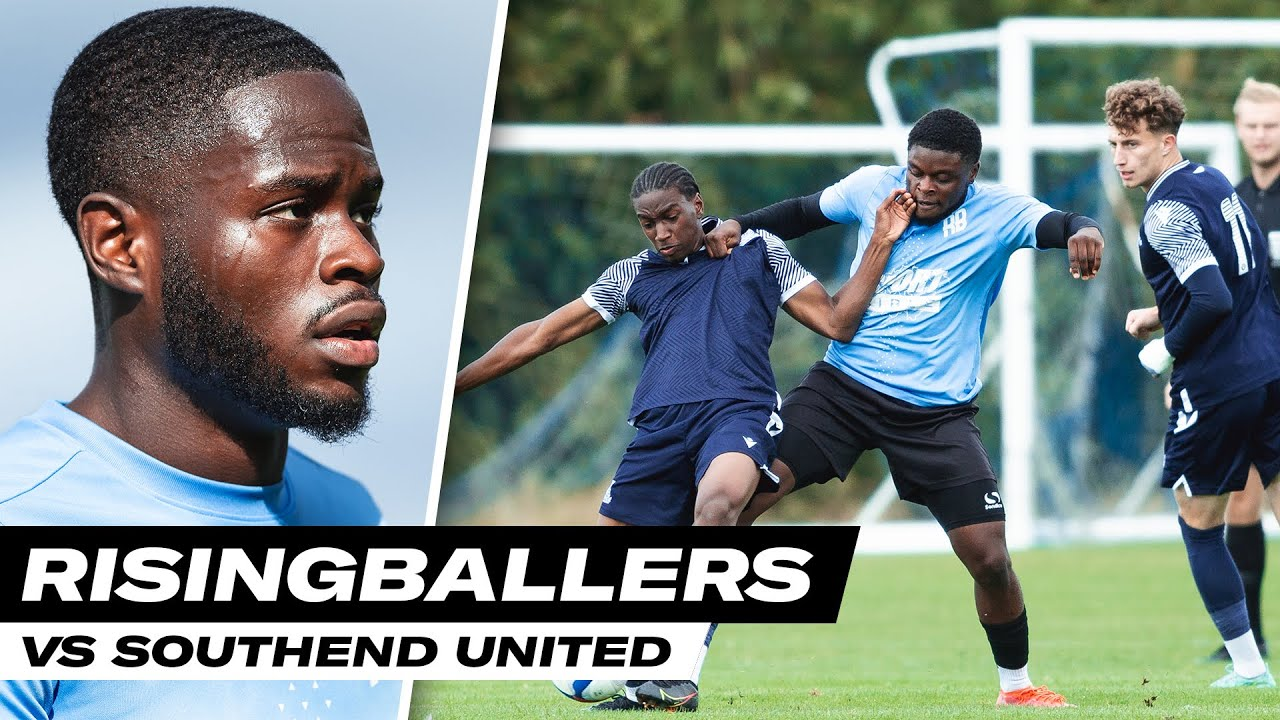 CAN WE BEAT PROs? 👀   Rising Ballers Vs. Southend United U23s   UNSIGNED EP. 61