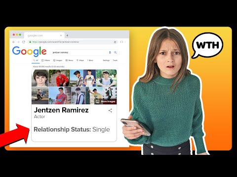 I GOOGLED My CRUSH To FIND The TRUTH **Funny REACTION Challenge**❤️💻  Sophie Fergi