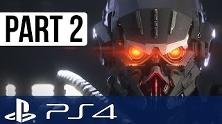 Killzone Shadow Fall Gameplay Walkthrough Part 2 - Chapter 2: The Shadow (PS4 Gameplay HD)