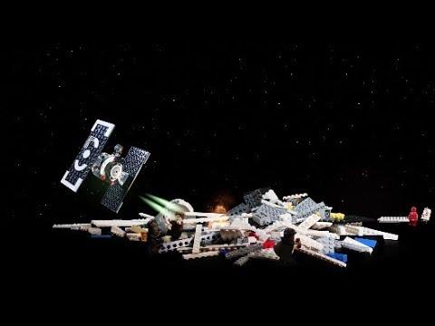 Kessel Run Millennium Falcon - LEGO STAR WARS - 75212 Inboxing