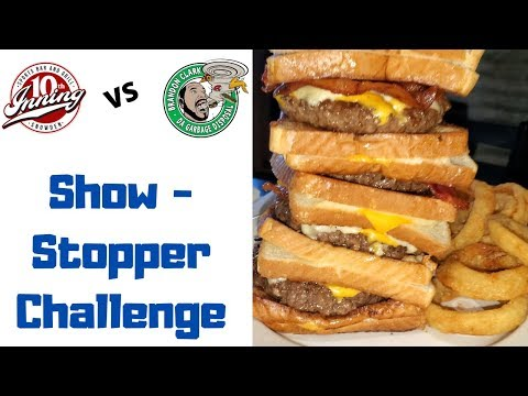 10th Inning Bar And Grill | Show-Stopper Challenge | Southaven Mississippi