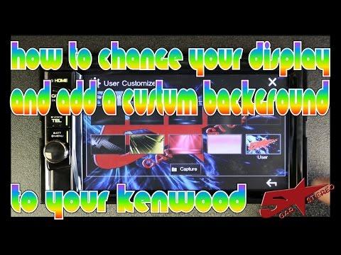 Full Download] Kenwood Dnx575s Dnx574s Custom Boot Splash
