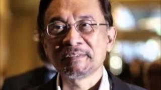 Datuk Seri Anwar Ibrahim Dihukum 5 Tahun Penjara oleh Mahkamah Rayuan 2014