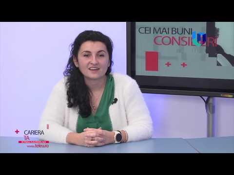 TeleU: Despre oportunitati pentru studentii arhitecti - Cu S.l. Cristina Maria Povian