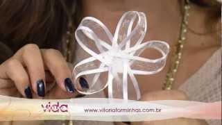 Repeat youtube video Aprenda a fazer forminhas de doces para casamento!
