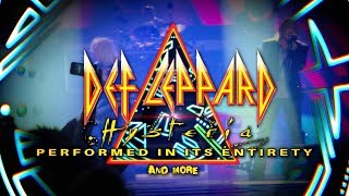 DEF LEPPARD - Hysteria + More Tour On Sale Now