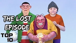 Top 10 Scary Cartoon Network Theories