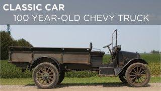 Classic Car | 1918 Chevrolet One-Ton | Driving.ca