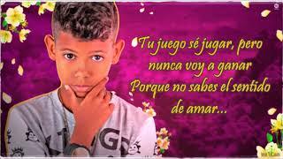 Baixar Letra en español - Mc Bruninho - Juego del amor (Jogo do amor)
