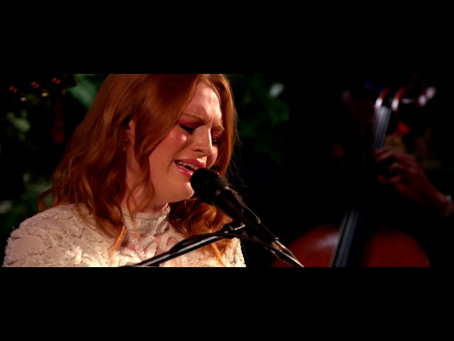 Freya Ridings - Elephant (Secret Garden Party - YouTube Space London)