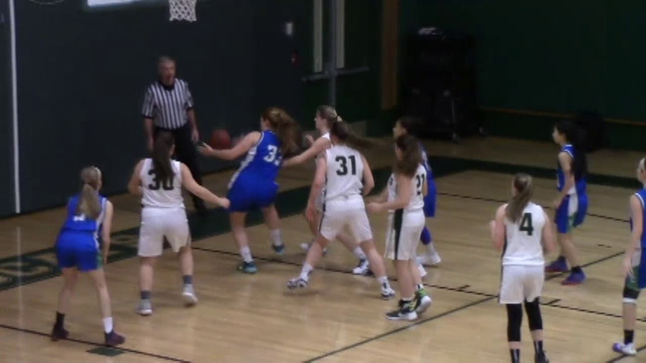 NAC - Seton Catholic Girls  1-29-18