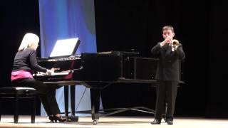 K.F.E Bach ''Spring Awakening'' trumpet