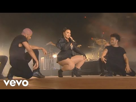Demi Lovato Sorry Not Sorry Live From Rock In Rio Lisboa 2018