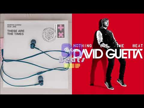 Martin Garrix ft. JRM - These Are The Times vs. Avicii - Sunshine (Infinite Beats Mashup)