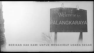 Kompilasi Video Kabut Asap di Beberapa Kota di Kalimantan Selatan & Kalimantan Tengah 14/09/2019