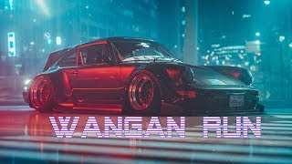 'WANGAN RUN' | Best of Synthwave And Retro Electro Music Mix