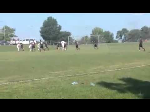 Antonio Esquivel scores goal