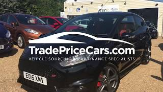 2015 FORD FIESTA 1.6 ST-2 FOR SALE | CAR REVIEW VLOG